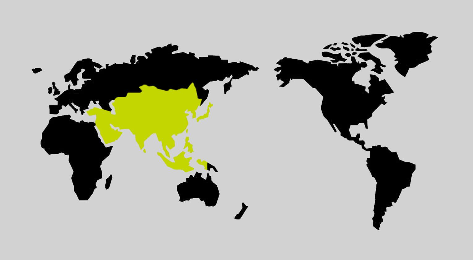 アジア周遊